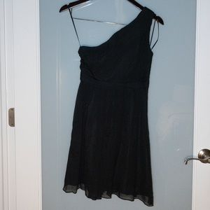 J.Crew One-sleeve Cocktail Dress